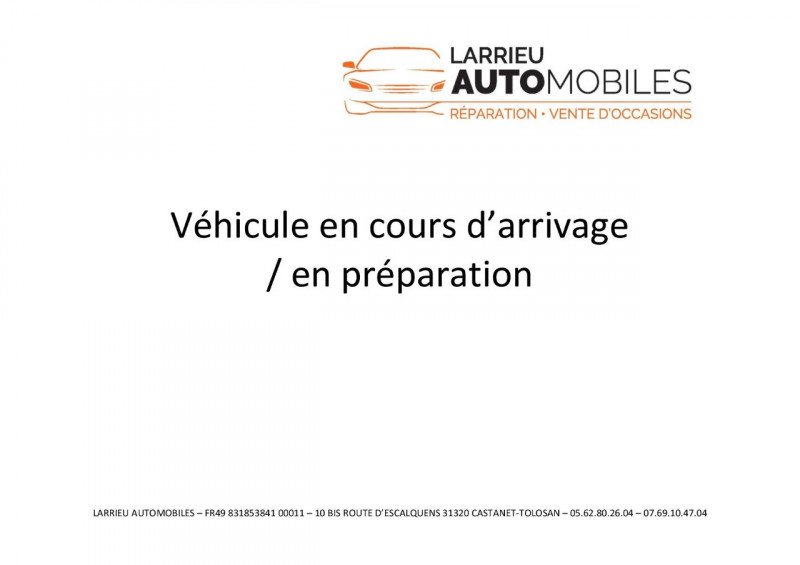 Renault GRAND SCENIC IV 1.6 DCI 160CH ENERGY INTENS EDC Diesel BLEU Occasion à vendre